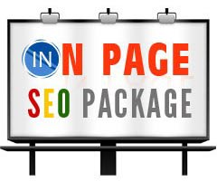On page SEO packages