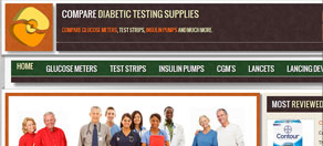 compare diabetic supplies