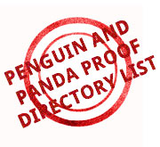 Penguin and Panda Proof Directory list