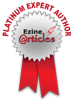 EzineArticles.com Platinum Author