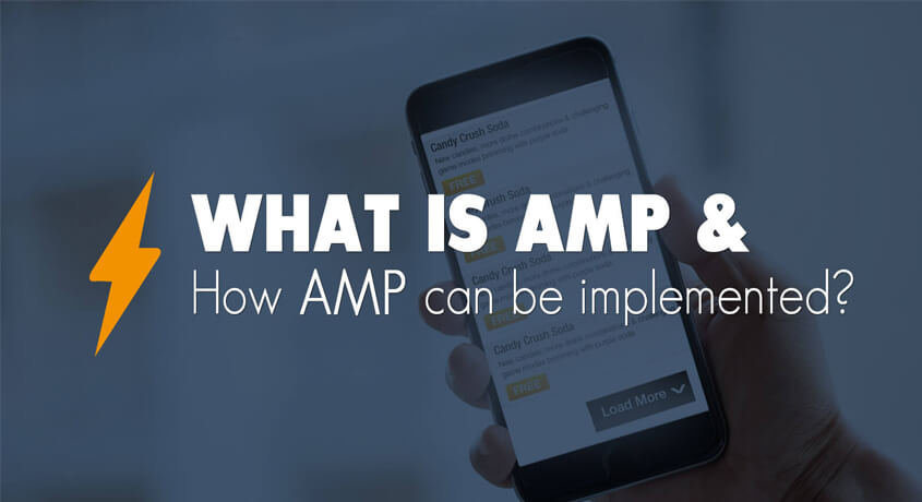 How to implement AMP