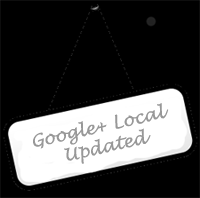 Google plus Local Updated