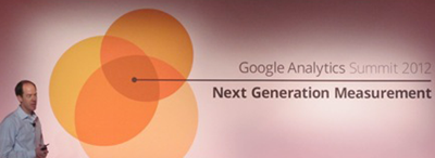 Google Analytics Summit 2012