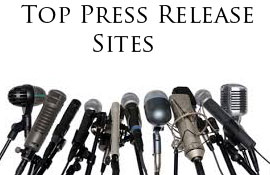 Top Press Release Sites